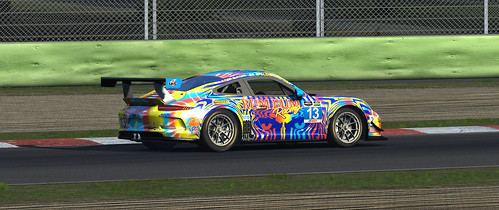 Porsche 911 GTA - IER mod - Assetto Corsa (2)