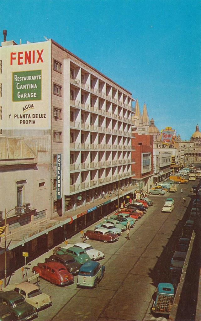 Hotel Fenix - Guadalajara, Mexico
