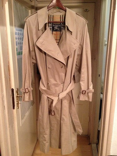 Burberry Trench | by GuySie