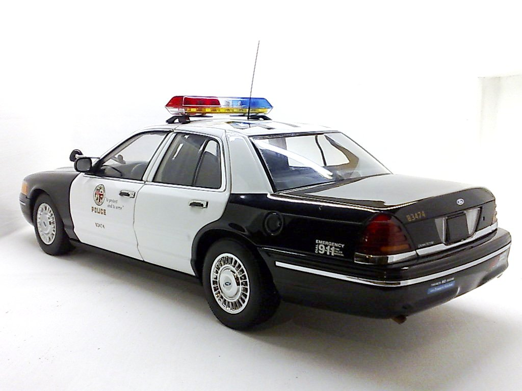 Autoart 118 Ford Crown Victoria Lapd Soreergdept Flickr 1 18 By