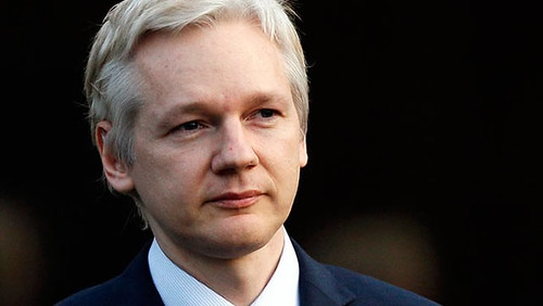 WikiLeaks founder Julian Assange | by newsonline