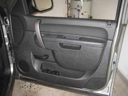 2013 Gm Chevrolet Silverado Interior Door Panel Taking O