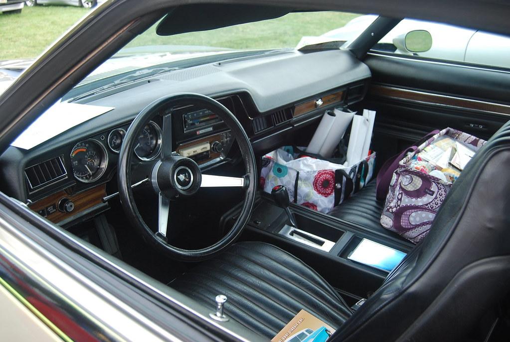 ... Pontiac GTO Interior | By Artistmac. U0027