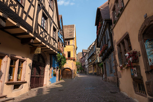 how to get to riquewihr from colmar