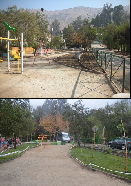 Plaza Estrellita Fuste - Huechuraba