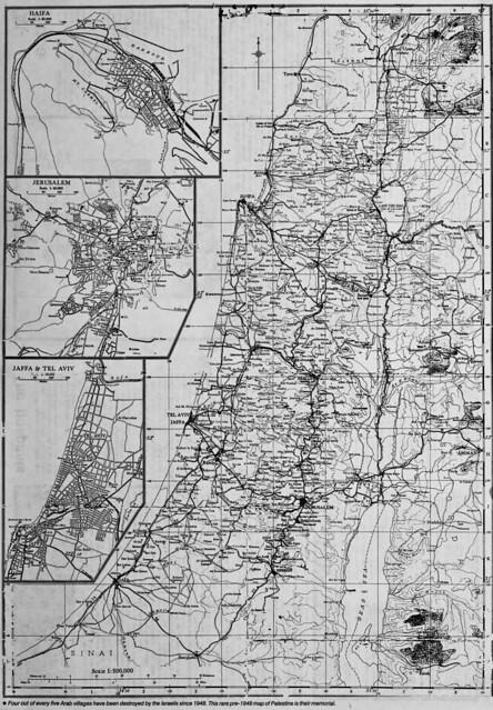 Palestina: immagini d'epoca