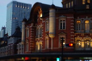Tokyo Station | by takefumi_s