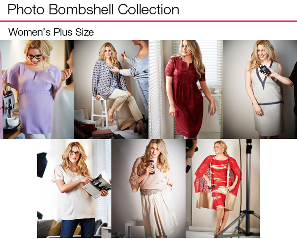Photo Bombshell Collection