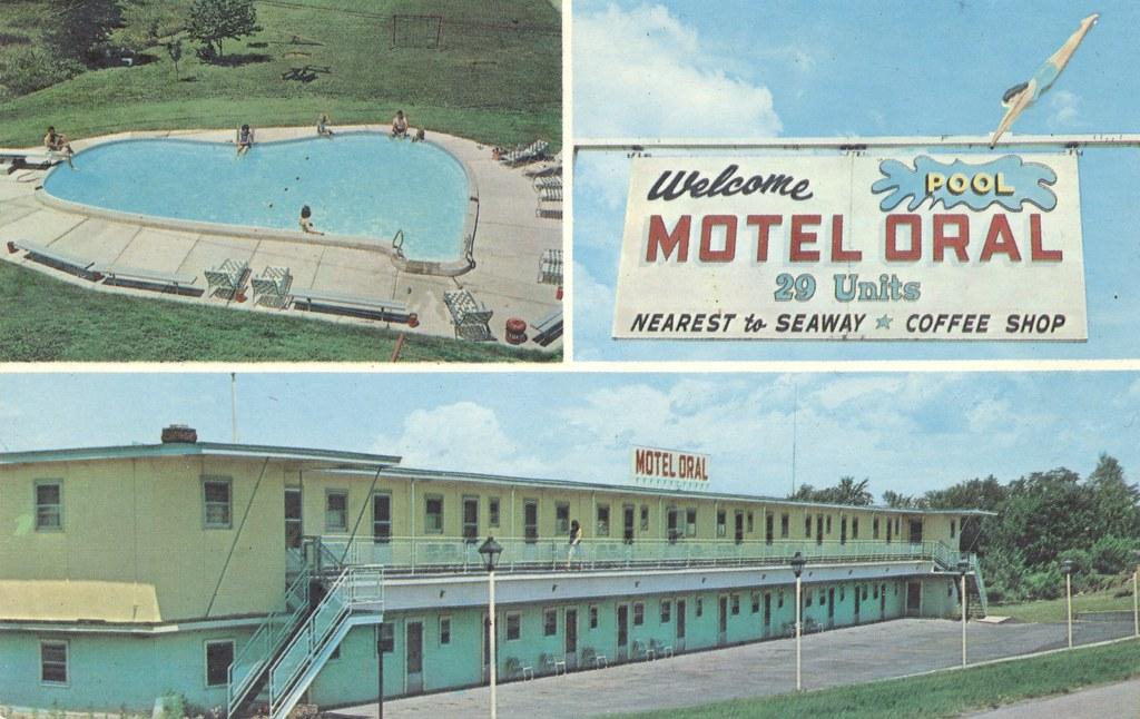 Motel Oral - Massena, New York
