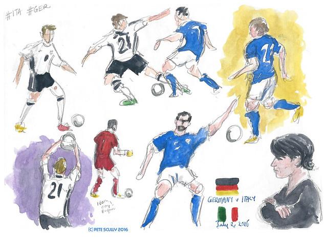 Euro 2016 GER-ITA