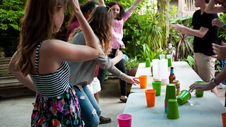 Crawfish Boil and Flip Cup | by CieraHolzenthal