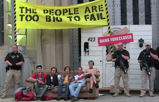 couch of justice | by Occupy Homes MN