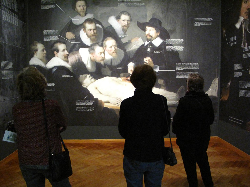 Anatomy Lesson | The anatomy lesson of Dr Nicolaes Tulp, 163… | Flickr