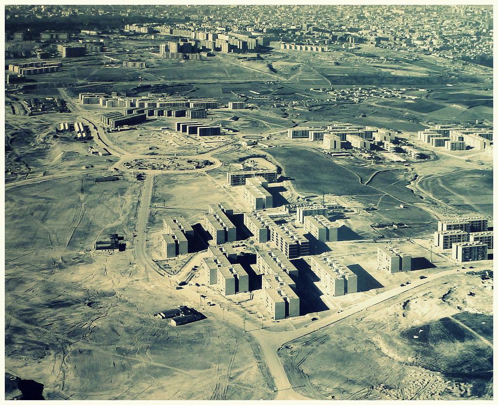 Resultado de imagen de imagenes moratalaz 1949