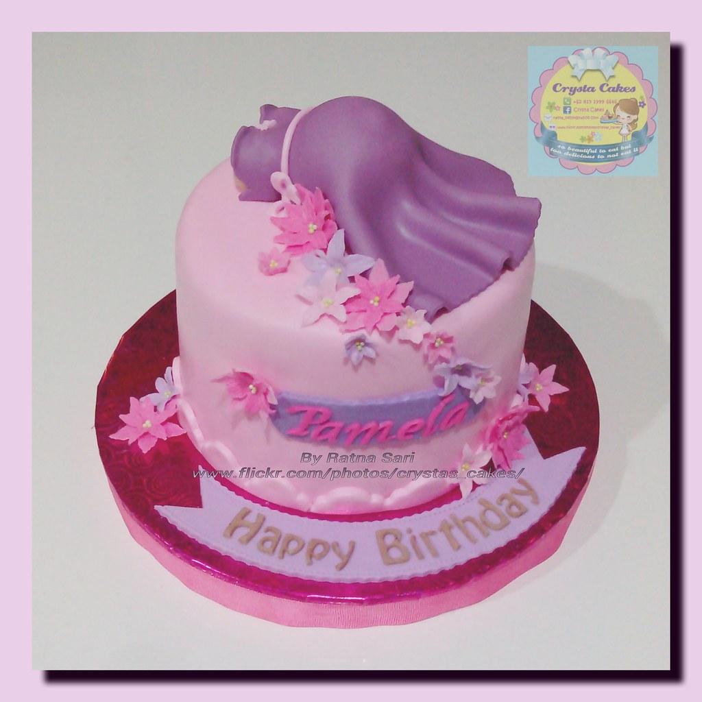 A Birthday Cake For A Pregnant Woman Ratna Sari Flickr