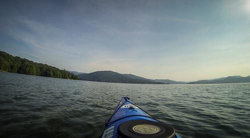 Lake Jocassee Kayaking-27