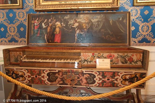 Teatro alla Scala Cembalo