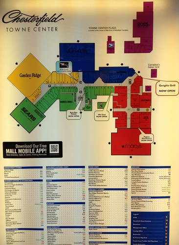 Chesterfield Towne Center Map Chesterfield Towne Center Map | Helderateliers Chesterfield Towne Center Map