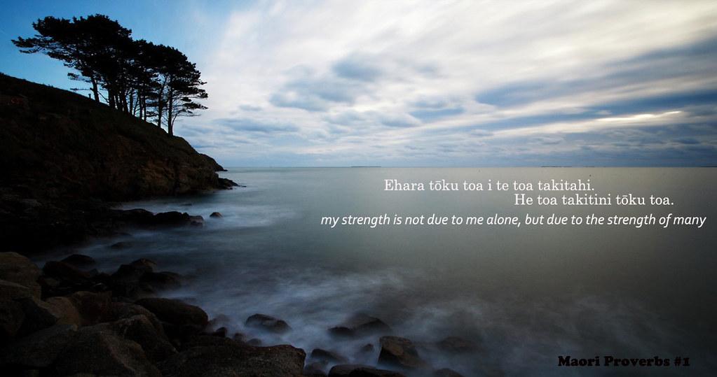 Maori Proverbs | Flickr