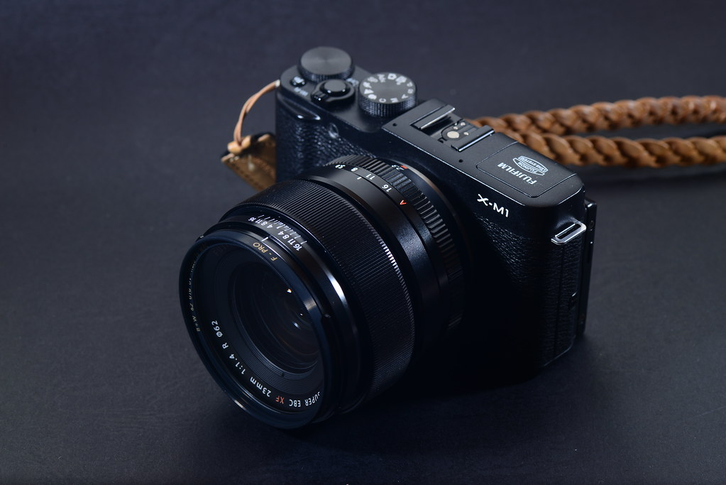 FUJINON XF23mmF1.4 R Lens Last