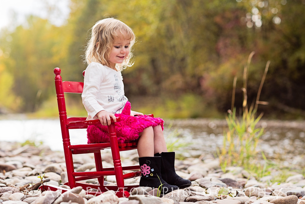 Incredible Little Girl And Red Rocking Chair How Do You Get A 3 Year Ncnpc Chair Design For Home Ncnpcorg