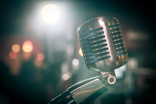 Microphone | by saaste