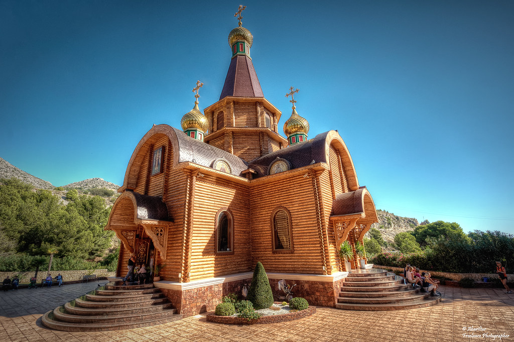 Resultado de imagen de iglesia ortodoxa altea