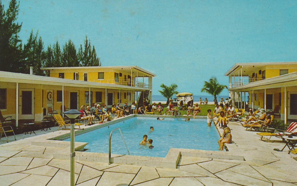 Gulf Sun Apartments & Motel - South Indian Rocks Beach, Florida