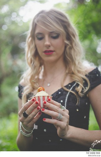 A dark fairytale styled shoot | by Lovilee