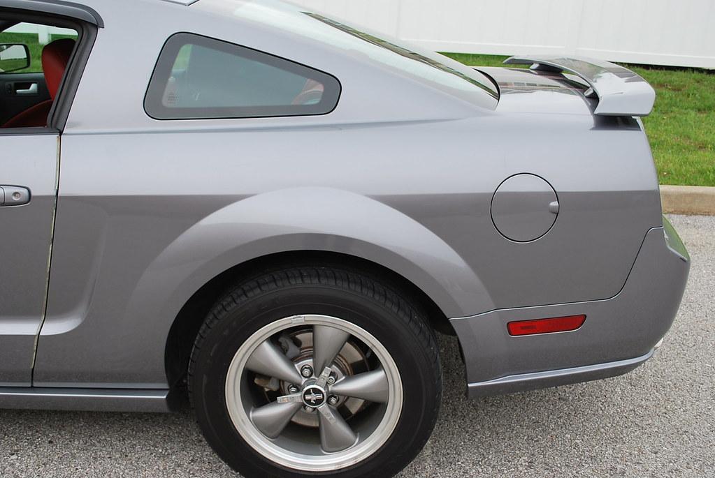 2006 Ford Mustang GT Pre-Sale Inspection O'Fallon, Mo - 12
