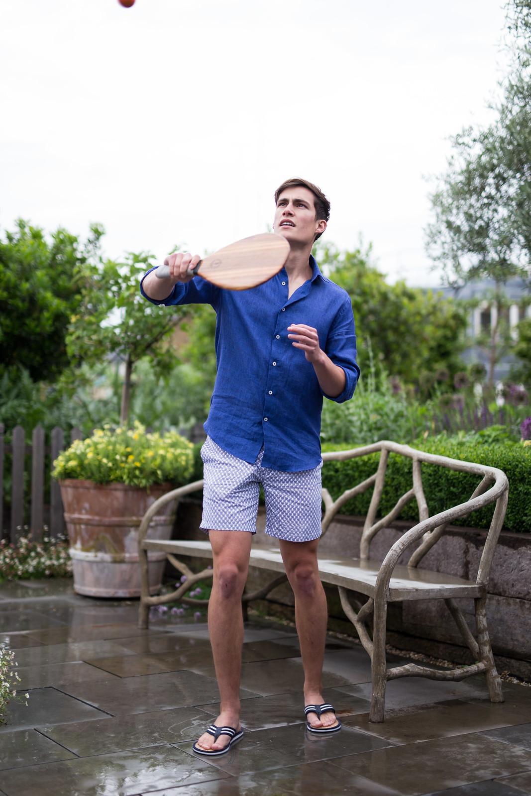 MR PORTER Summer Social