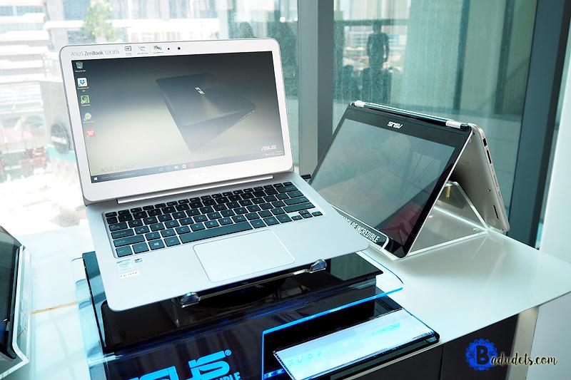 ASUS Zenbook UX305LA in Aurora Metallic