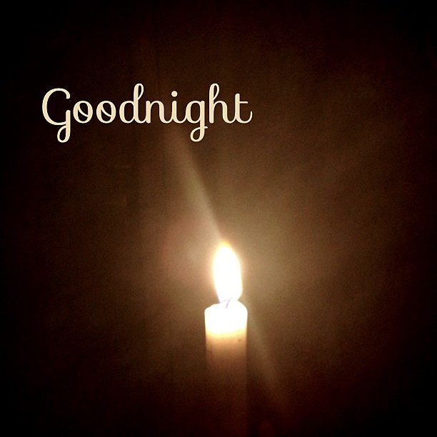 ... Made With #typic @typicappofficial #goodnight #candle #light | By  Maree87