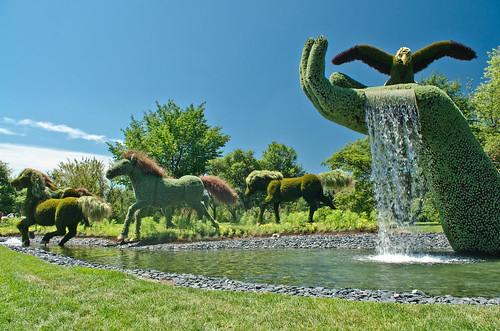 ... Montreal Botanical Gardens, Montreal, Quebec, Canada | By Slapshots