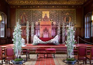 floralientime salle des mariages hotel de ville grand p flickr