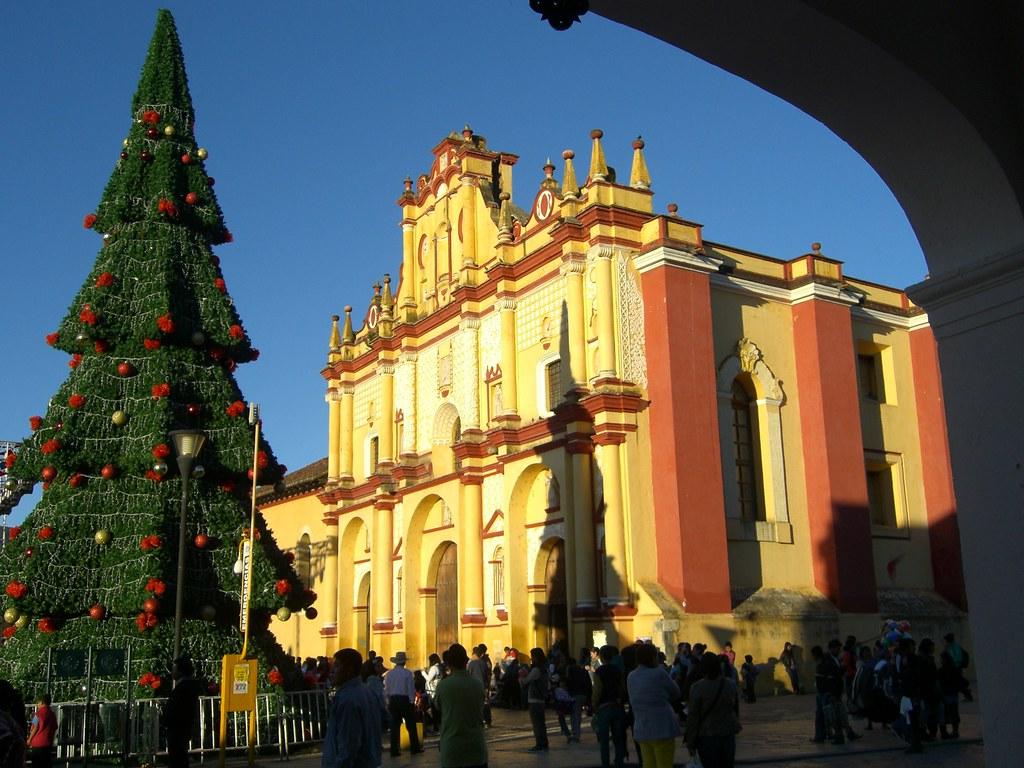 Navidad en San Cristobal de Las Casas drarturocancino Flickr