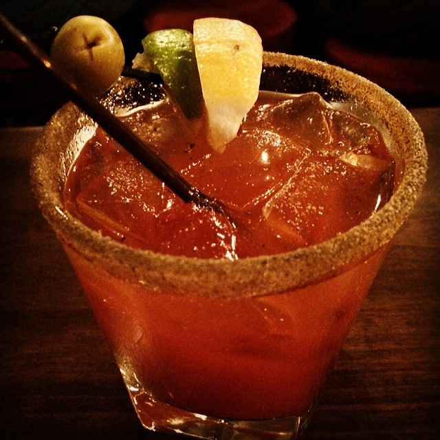 It's #caesar time #leslieville #queeneast #toronto