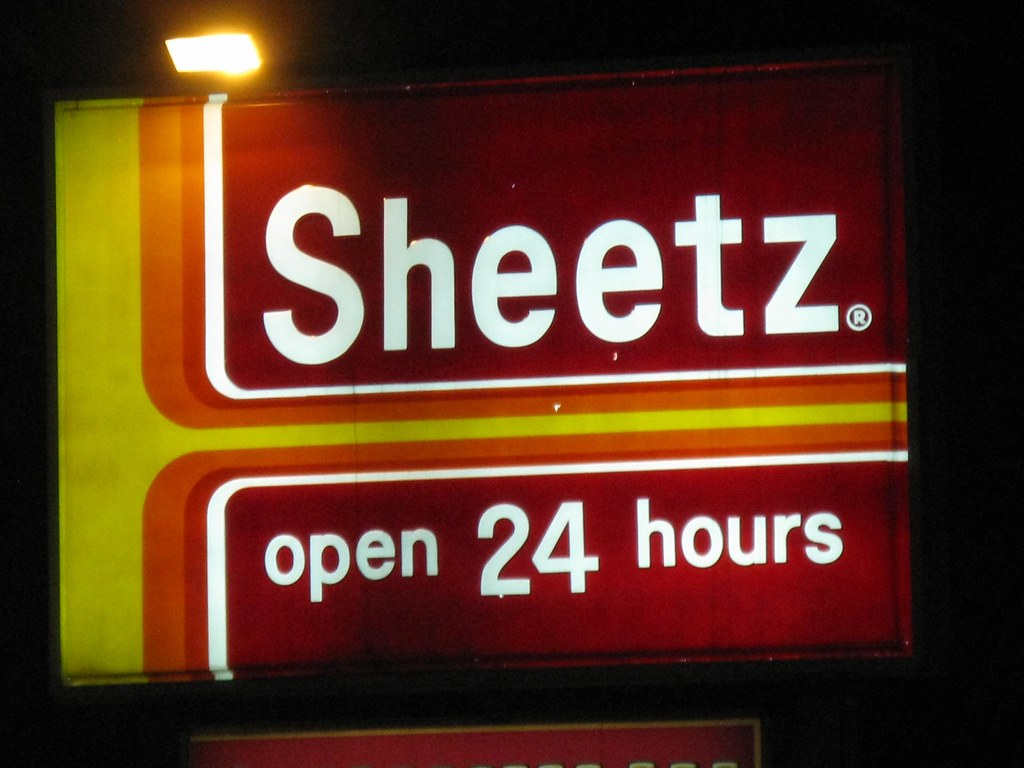 Old Sheetz gas station - Indiana, PA   An unusually old Shee…   Flickr