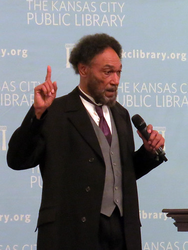 An Evening With Frederick Douglass - February 19, 2014 | by Kansas City Public Library