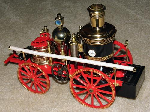 "Joe For Oil >> Vintage Amico ""The Mississippi 1869 Antique Fire Engine"" N… | Flickr"