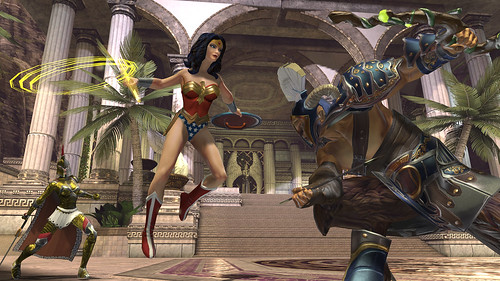 DC Universe Online DLC: Amazon Fury Part I | by PlayStation.Blog