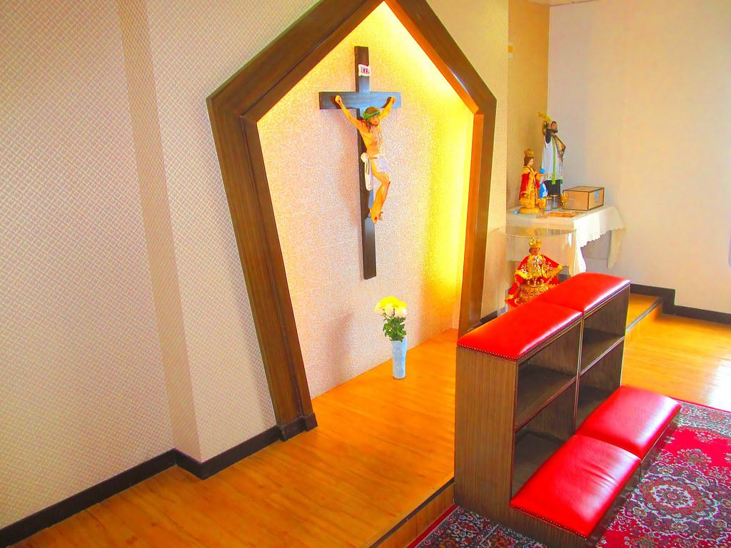 Prayer Room | 2GO Travel, M/V Saint Francis Xavier | Irvine Kinea ...