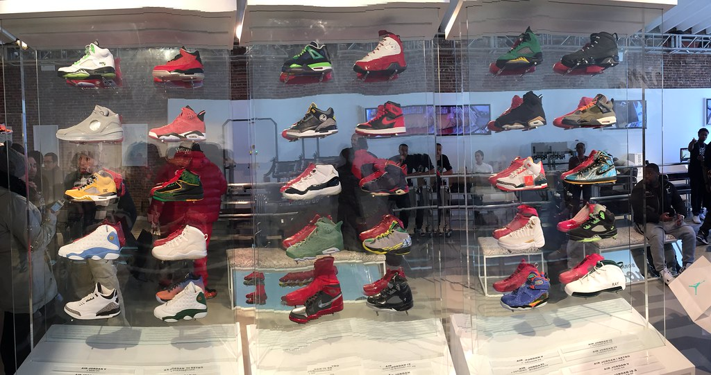 jordan brand 166 flatbush avenue by maxim34374