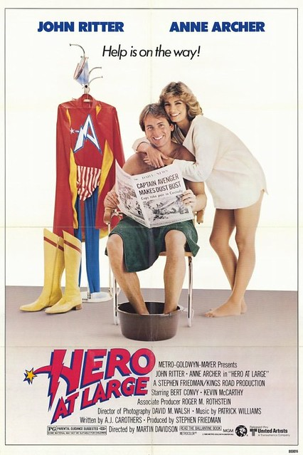 (1980) Hero At Large