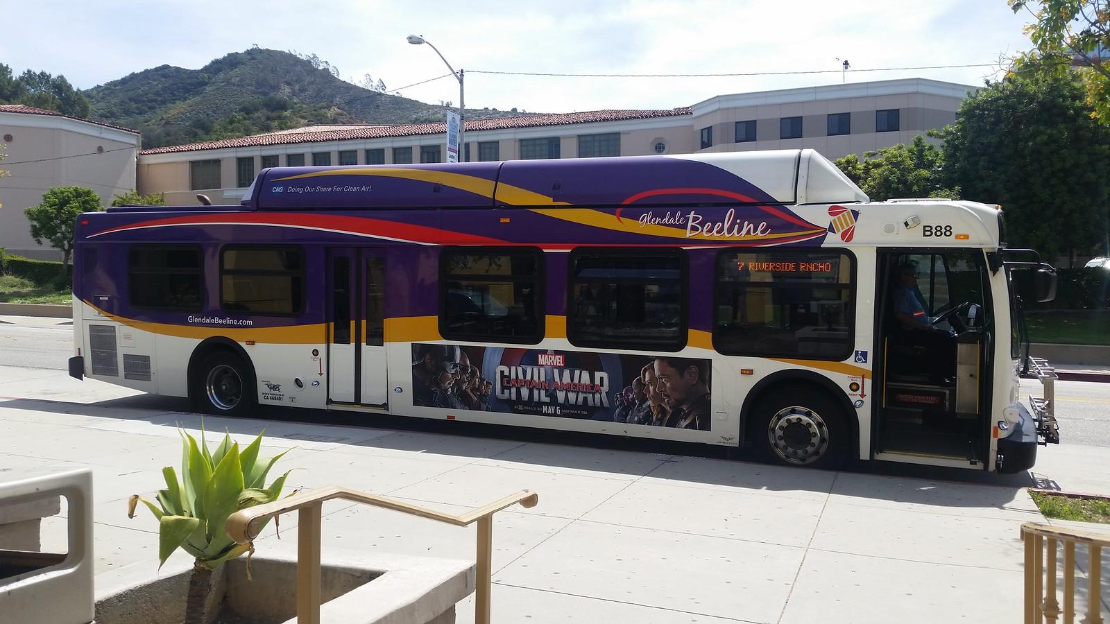 Glendale Beeline Flickr