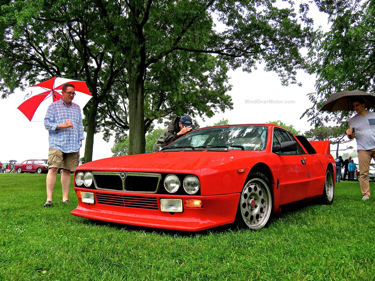 Lancia 037 Greenwich Concours 1