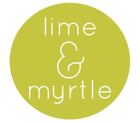 lime & myrtle