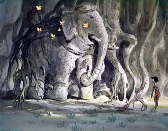 El Libro de la Selva Arte 00065