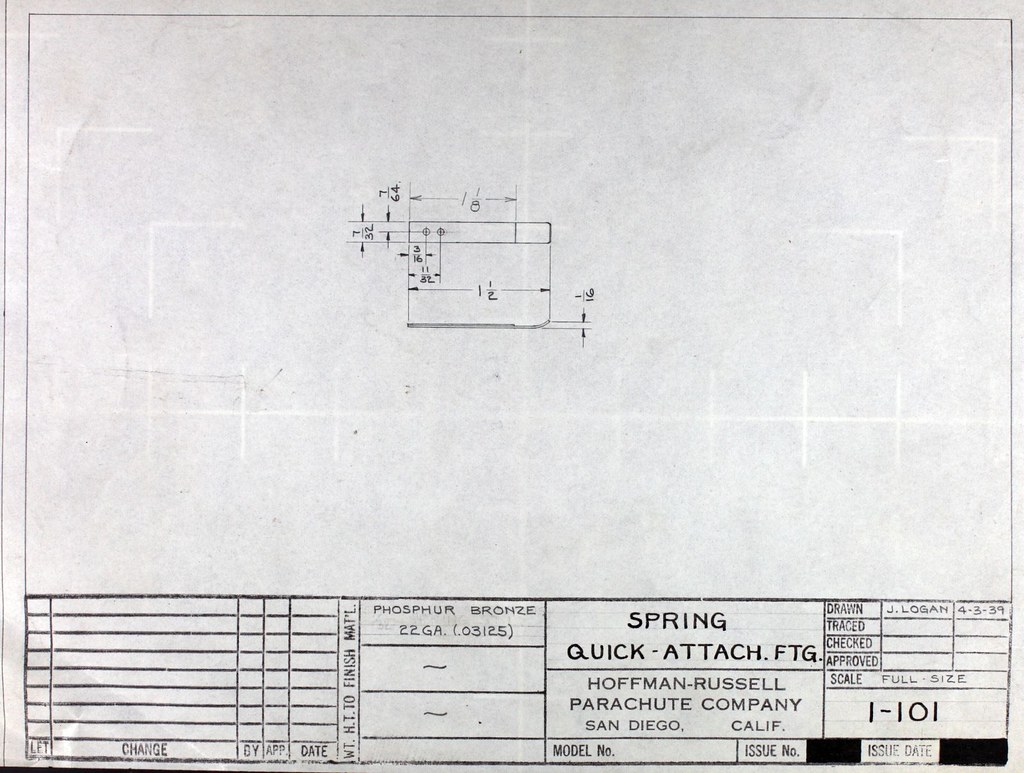 Spring Schematic Quick Attach Ftg Sdasmcatalog Hoffman Flickr By San Diego Air Space Museum
