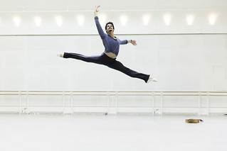 Thiago Soares in rehearsals for Don Quixote © ROH / Johan Persson 2013 | by Royal Opera House Covent Garden